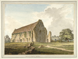 Boxgrove Refectory f. 83 (no. 153)